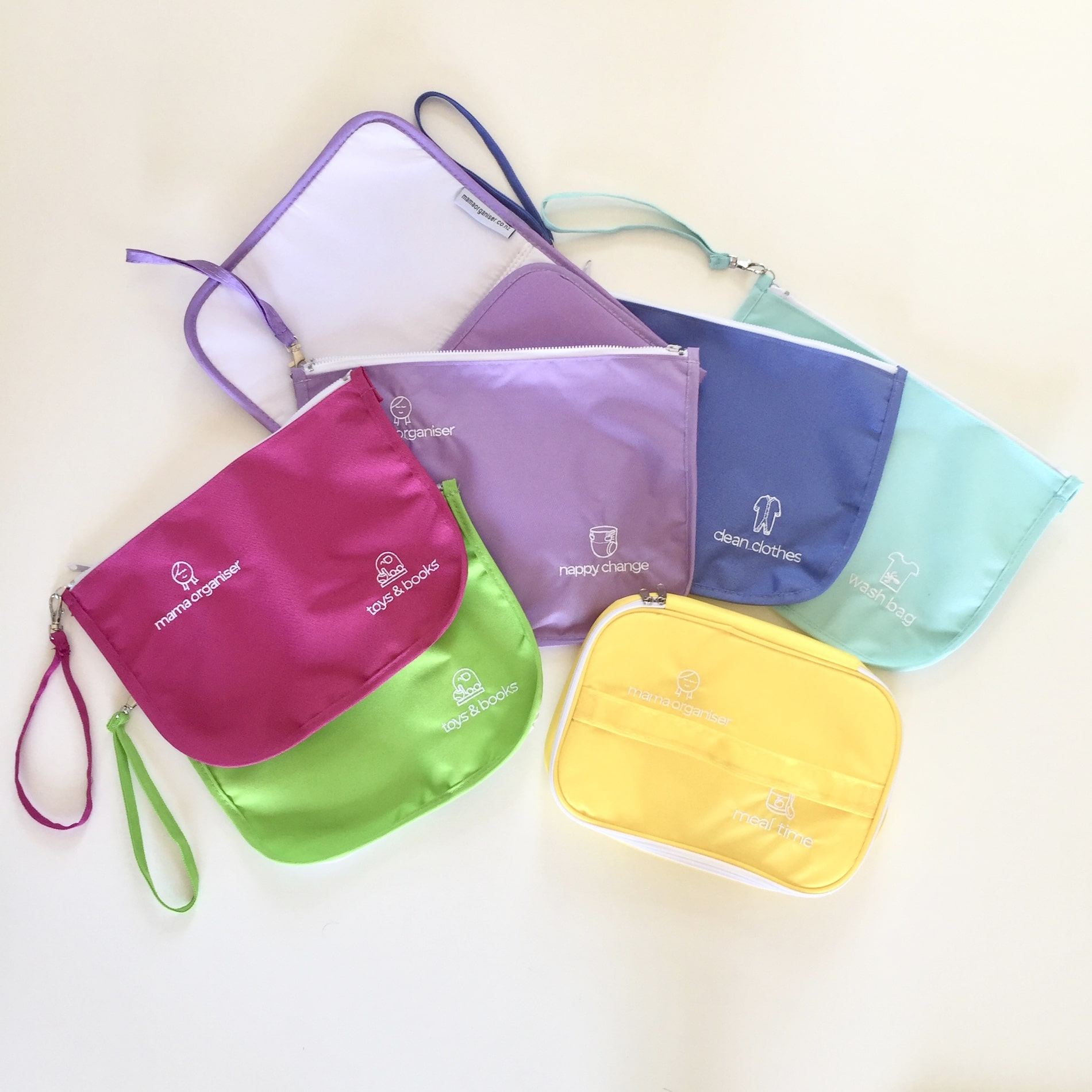 Mama Organiser nappy bags